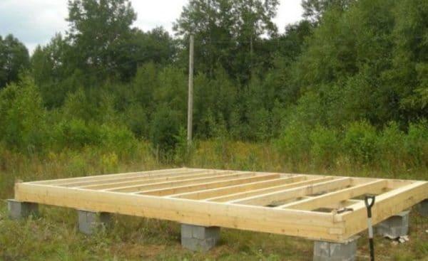 Для постройки крепкого и надежного курятника нужно основательно подойти к выбору и заливке фундамента