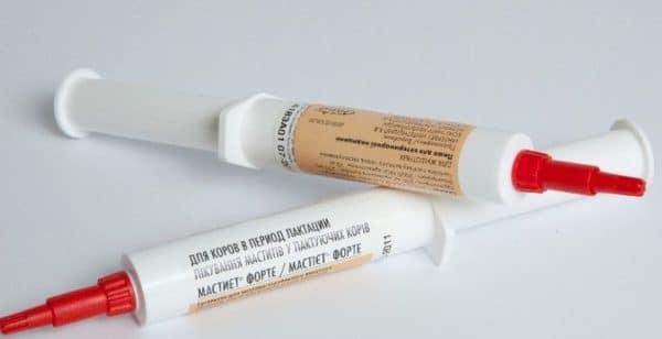 Выпускается лекарство в одноразовых пластиковых шприцах