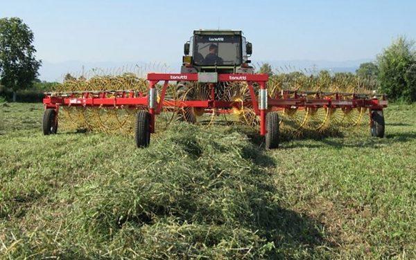 Заготовка сенажа в рулонах в пленке: пошаговая инструкция