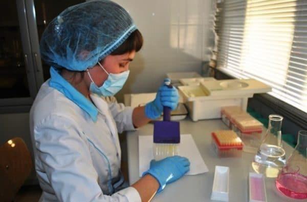 Так как признаки инфицирования проявляются не сразу, для своевременного определения болезни у коров дважды в год, начиная с полугодового возраста, требуется проводить тестирование крови