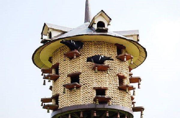 Отдельное сооружение башенного типа,