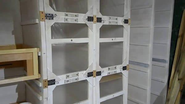 Павильон для пчел своими руками: виды, необходимые материалы и инструменты, пошаговая нструкция