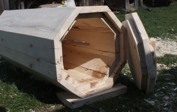 Что такое колодное пчеловодство?
