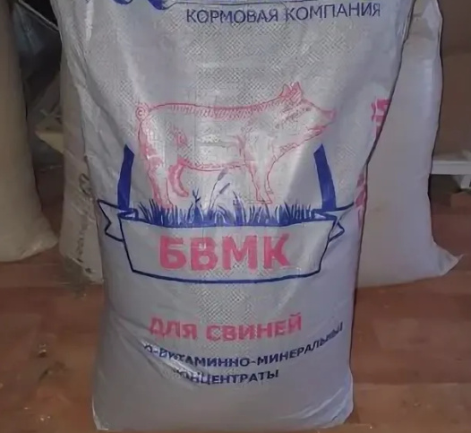 БВМК используют для приготовления комбикормов для всех видов сельскохозяйственных животных